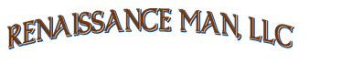 Renaissance Man Nola Logo